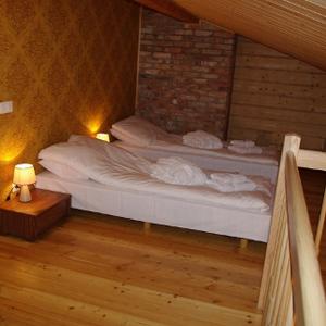 Спальня на 2-м уровне