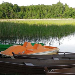 Катание на лодках и катамаранах