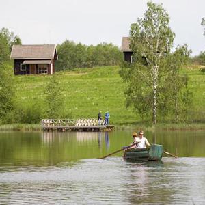 Катание на лодках