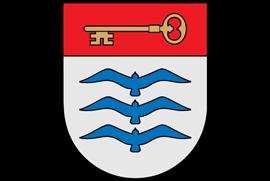 Герб Молетского района