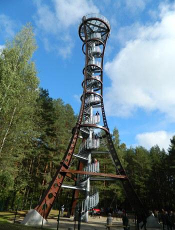 Лабанорская смотровая башня