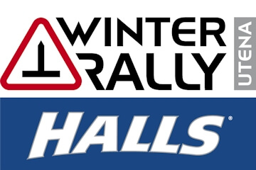 halls winter rally Utena
