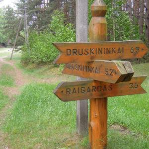 Вильнюс-Друскининкай