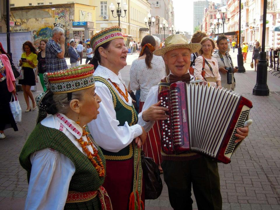 Ярмарка литовских продуктов, ремесленничества и фольклора